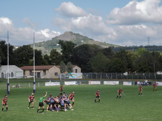 rugby at Issoire