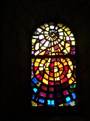stained glass window, Chassignolles