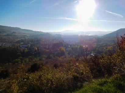 Puy-de-Dome landscape